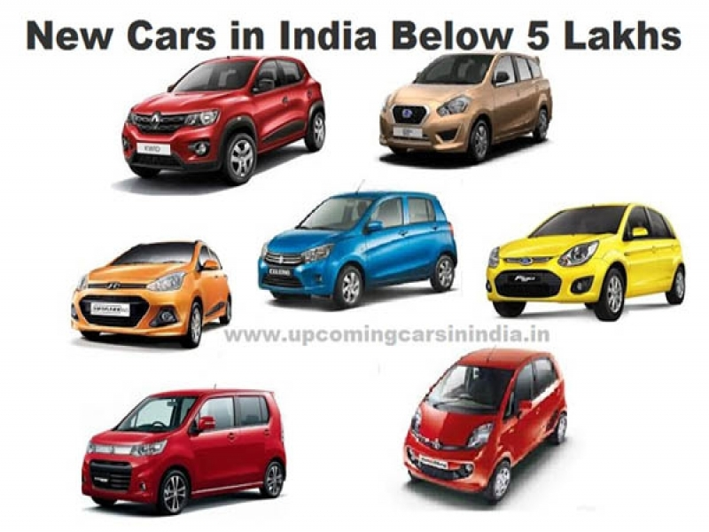 Latest Cars Models In India	 Latest Best Cars In India Below 5 Lakhs 2017 2018