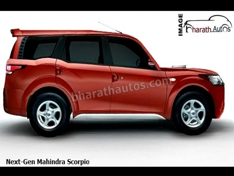 Mahindra Scorpio 2018 Here Is A List Of Upcoming Utility Vehicles Planned Mahindra