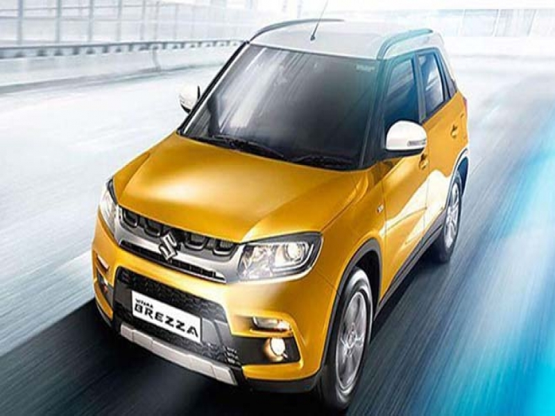 Maruti Suzuki Brezza Price Maruti Vitara Brezza 2017 Price Specification Interior Exterior