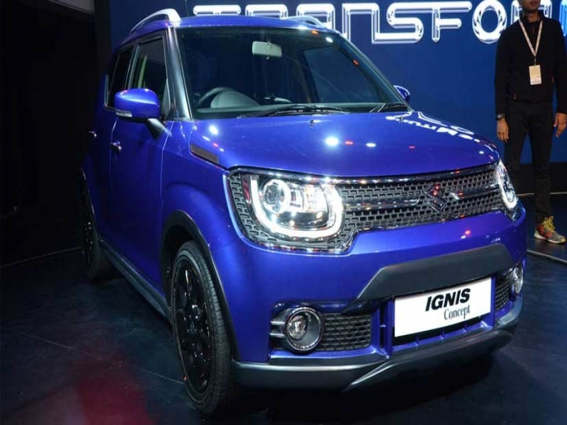 Maruti Suzuki Upcoming Cars Images Maruti Suzuki Ignis India Launch Date Revealed Ndtv Carandbike