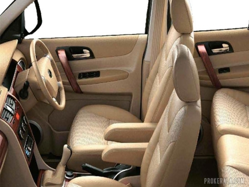 Tata Safari Interior Photos Tata Safari Dicor Photos Safari Dicor Interior And Exterior