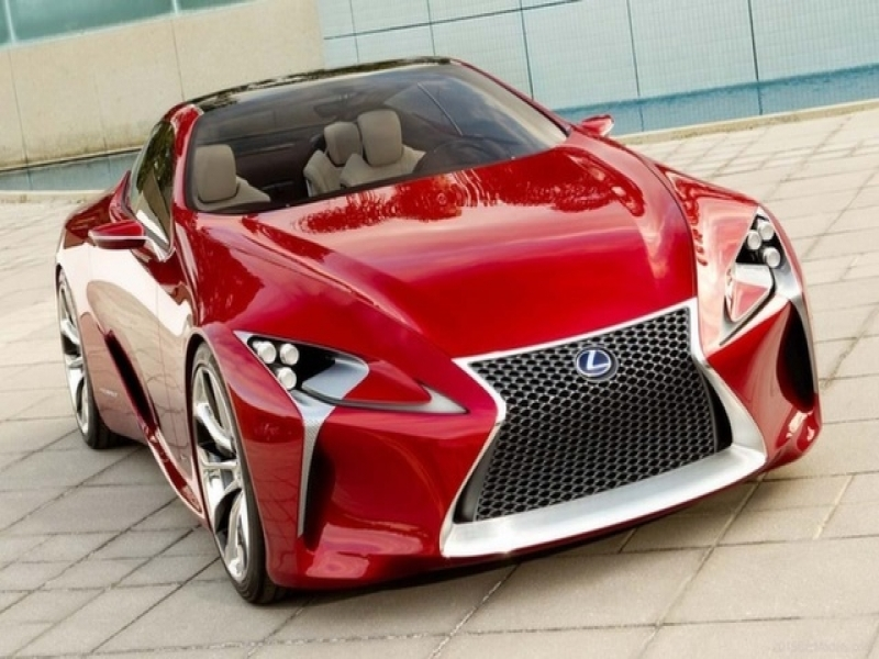 Best New Cars 2017 2017 Lexus Lf Lc With 986 Horsepower The Best New Cars