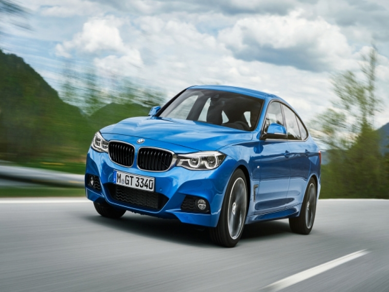 Bmw 2017 3 Series 2017 Bmw 3 Series Gt Update Includes Two New Engines Autoblog