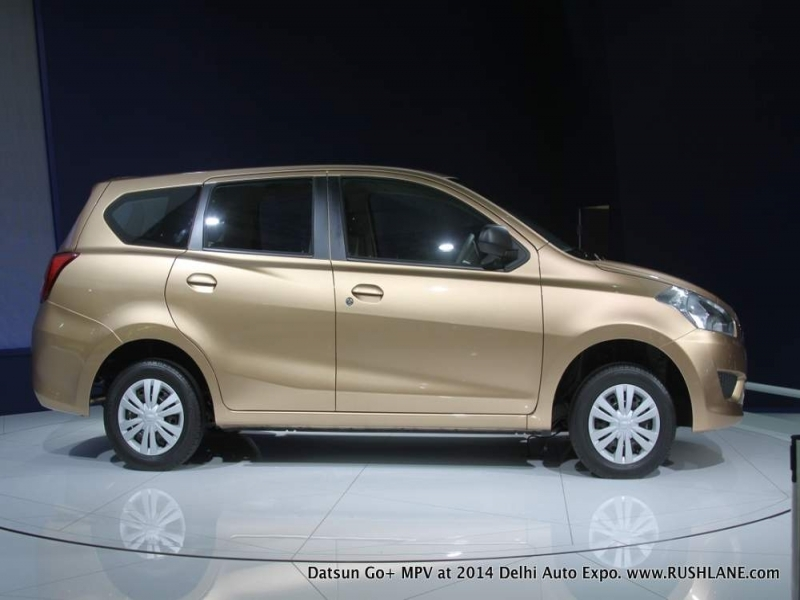 Datsun Redi Go 7 Seater Price	 Nissan India To Launch Datsun C Suv May 2015