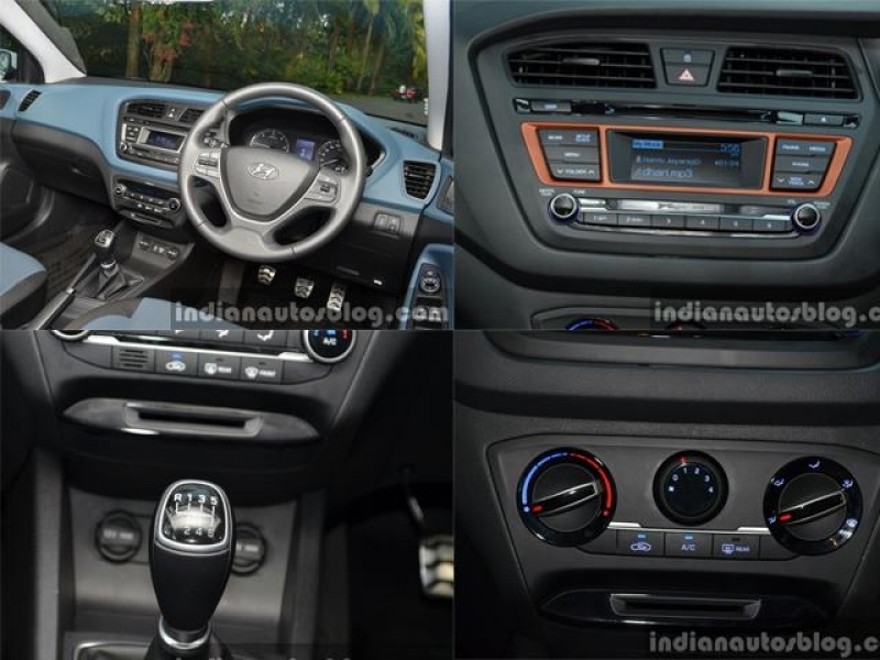Hyundai I20 Active Interior Hyundai I20 Active First Drive Review Hyundai I20 Active First