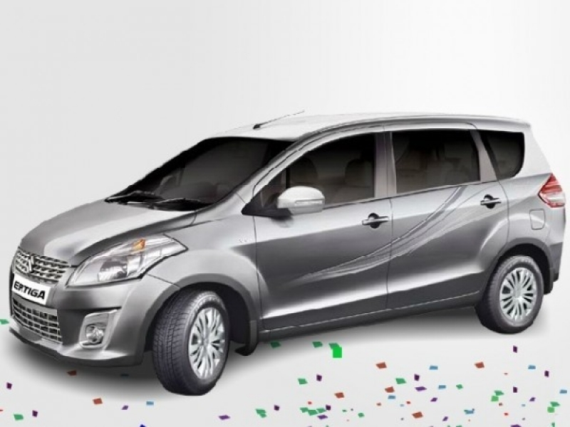 Maruti Suzuki 8 Seater Car Maruti Launches Limited Edition Ertiga At Rs 675 Lakhs Cartrade