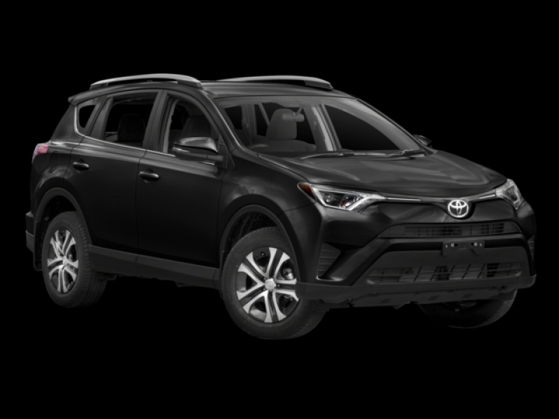 Toyota Suv 2017 New 2017 Toyota Rav4 Le Awd Suv Le Awd Suv In Hendersonville