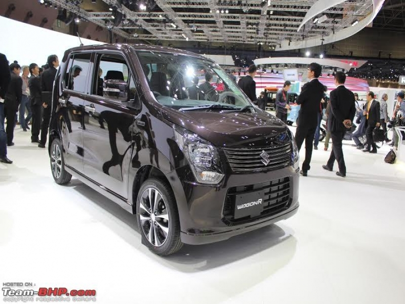 Wagon R 7 Seater Launch Date Maruti Wagonr Test Drive Review Page 36 Team Bhp
