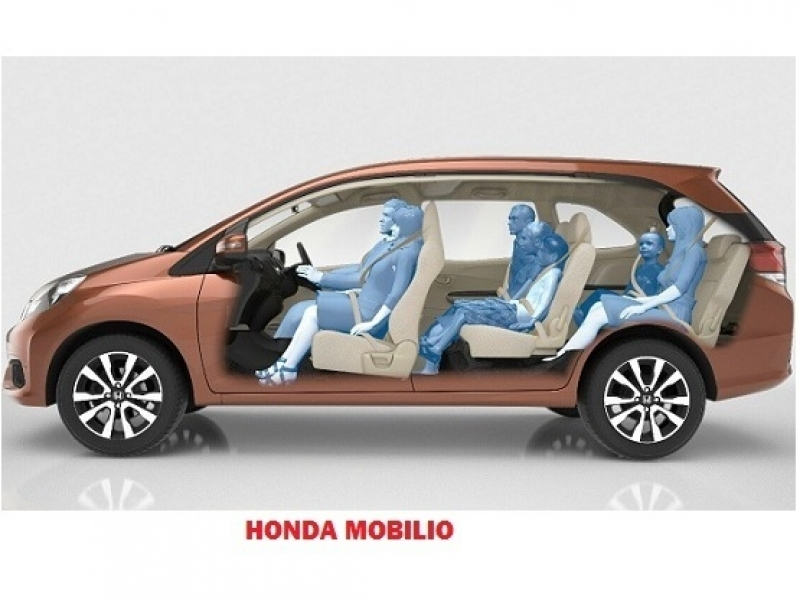 7 Seater Cars Vehicles Price Honda Mobilio India Launch Honda Is All Set To Launch Its First