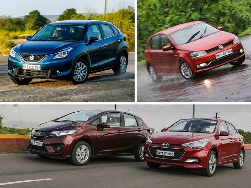 Best I20 Active Vs Baleno Price Maruti Suzuki Baleno Vs Hyundai Elite I20 Vs Honda Jazz Vs