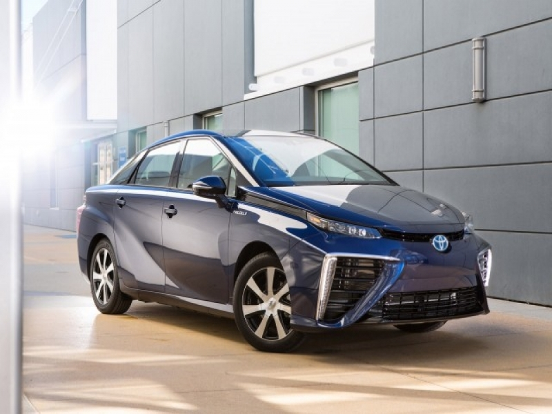Best Latest Toyota Cars In Japan Hydrogen For Fuel Cell Vehicles Made From Wind Energy In Japanese Test