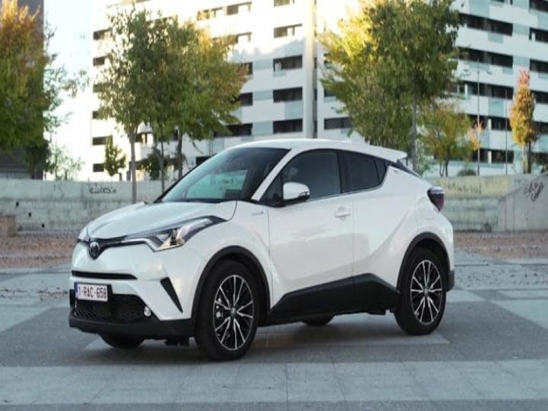 Best Latest Toyota Cars In Japan Toyota C Hr Review We Drive Japans Best Hybrid Suv