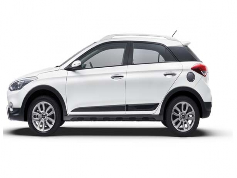 Latest Hyundai I20 Active White Price Hyundai Active I20 Elite I20 Touch Screen Equipped Variant