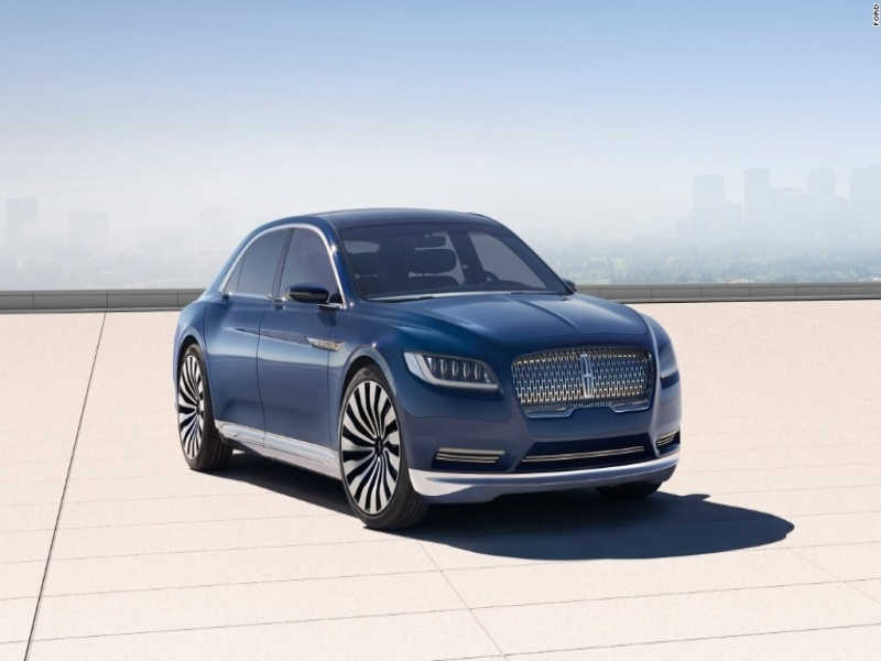 Latest Lincoln Motor Cars Latest Models Price Fords Big Lincoln Continental Is Coming Back Mar 30 2015