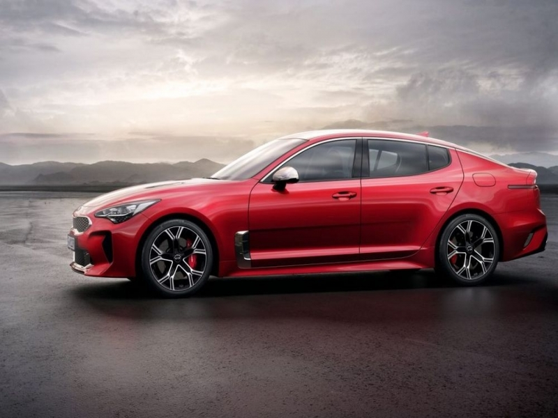 Latest New Cars 2017 Australia Price 2017 Kia Stinger Revealed