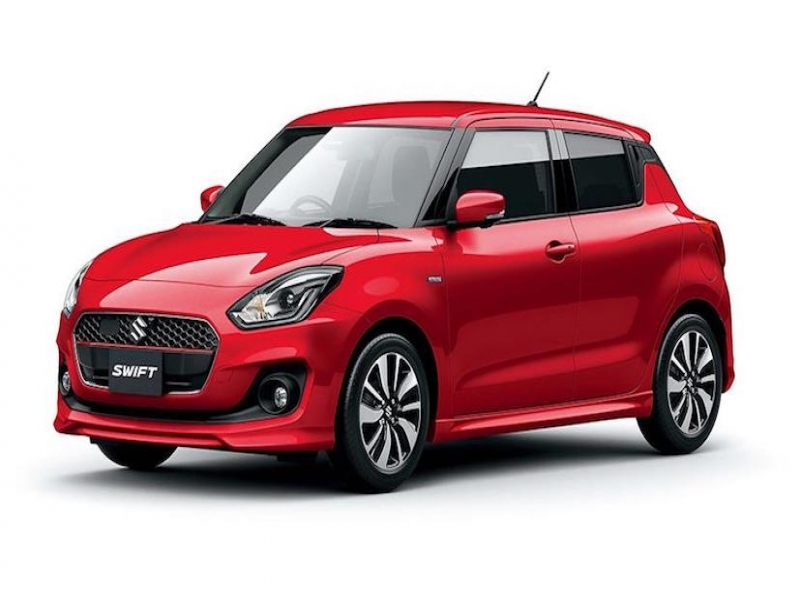 Latest New Cars Price New 2017 Suzuki Swift Features Specifications Price And Images