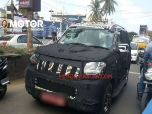 Mahindra Upcoming Bolero Price 2015 Mahindra Bolero U301 Interiors Captured First Time Indian