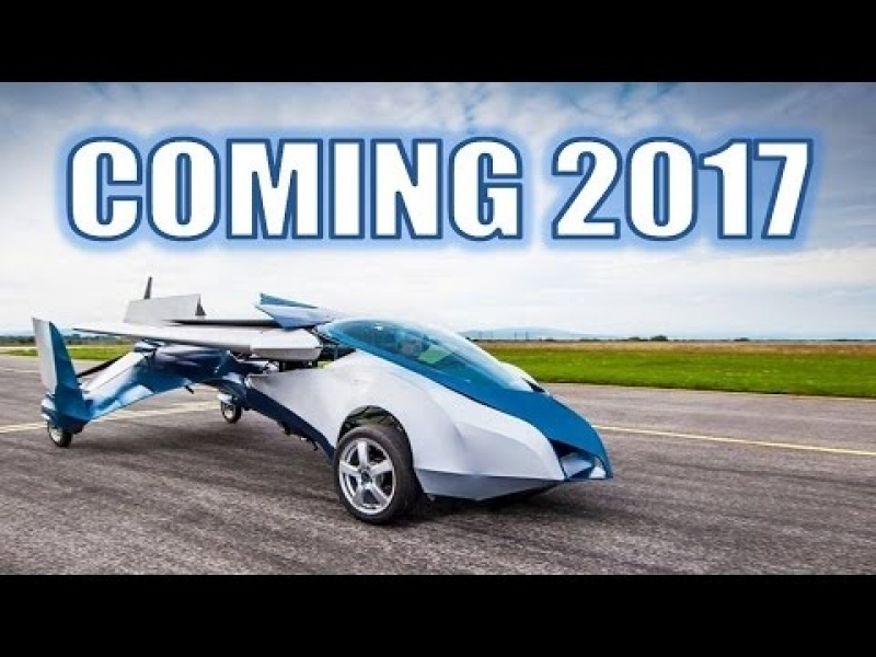 Picture Of 2017 Cars Coming Out Flying Cars Are Coming In 2017 Youtube