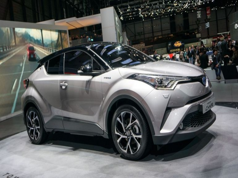 Show Latest Toyota Cars Toyota C Hr Release Date Price And Specs Roadshow