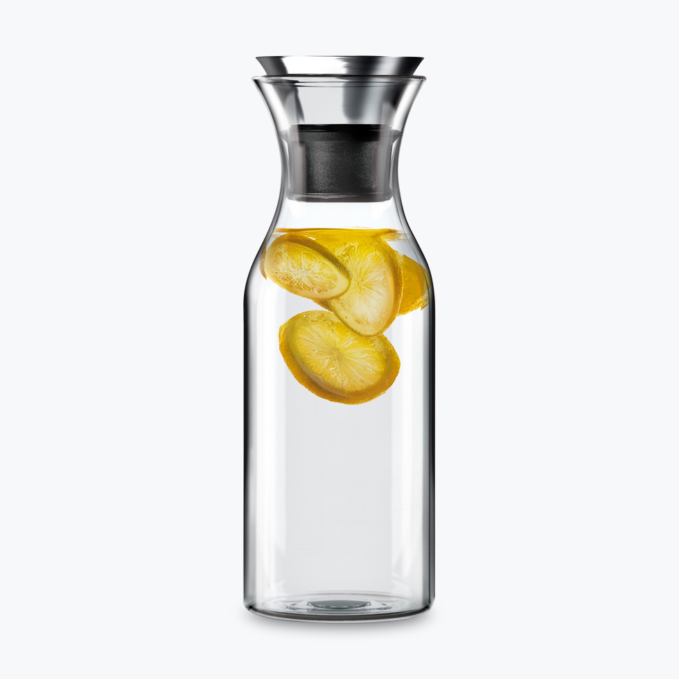 Carafe stoppe-goutte
