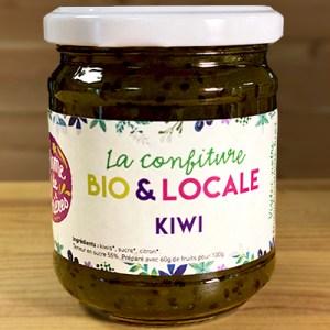 Confiture de kiwi bio