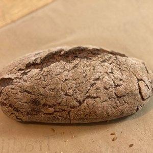Pain méteil bio sans gluten