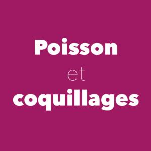 Poisson et coquillages