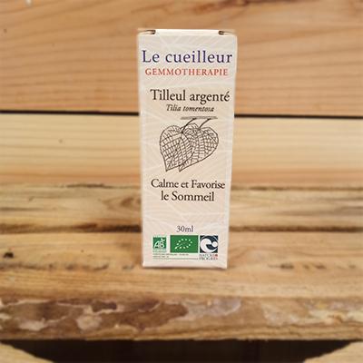 Tilleul argenté bio Le cueilleur 30 ml
