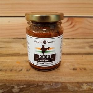 Pâte de curry Kochi bio 90g