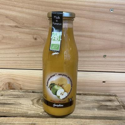 Soupe bio Butternut pomme granny smith Les Cocottes de Clarisse