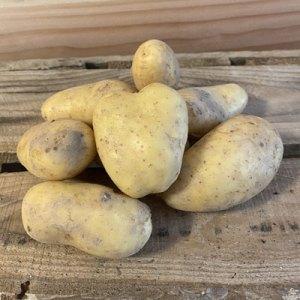 Pomme de terre nouvelle bio et locale !