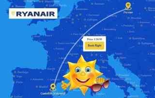 New_Ryanair_route_Poznan_Castellon