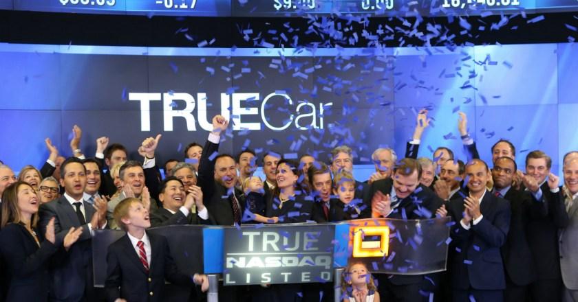 TrueCar's December Site Traffic Jumps 50 Percent as Car-Buying Process Evolves