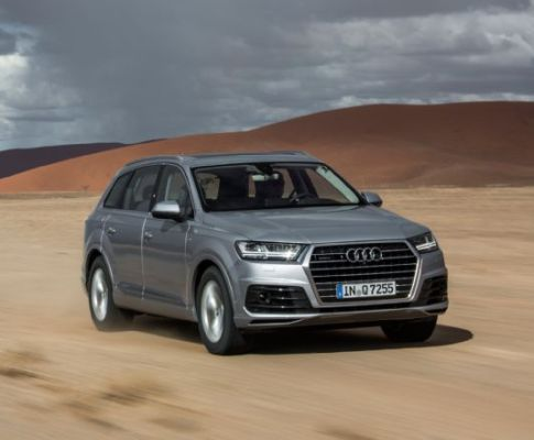 2016 Audi Q7 Reviewed as Boring