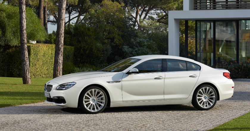 2016 BMW 6 Series:  Continued Greatness