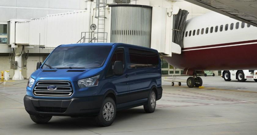 Versatility is the Ford Transit 350 Wagon EcoBoost V6