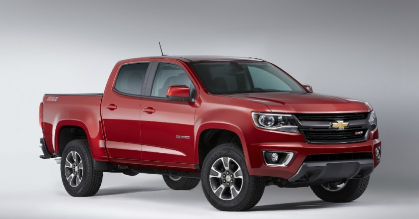 A Look at the Chevrolet Colorado in Diesel Form