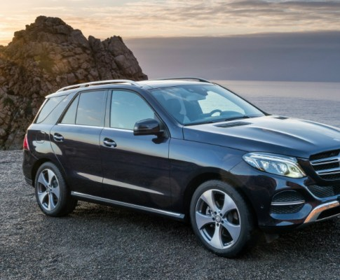 2016 Mercedes-Benz GLE: A New Name for an SUV