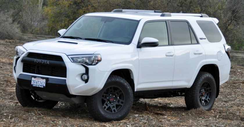 2016 Toyota 4Runner: The Toughness You Want