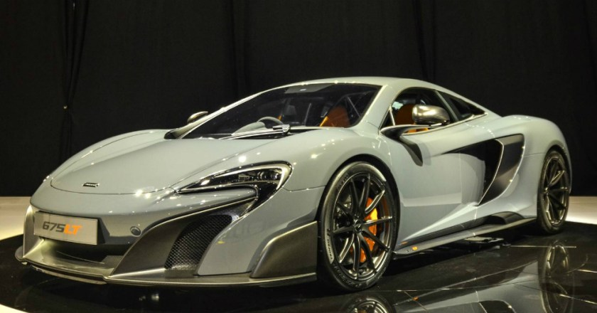 Looking to Purchase a McLaren 675LT Spider; Good Luck