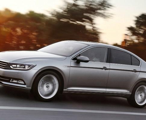 2017 Volkswagen Passat: Standing Alone in a Crowd
