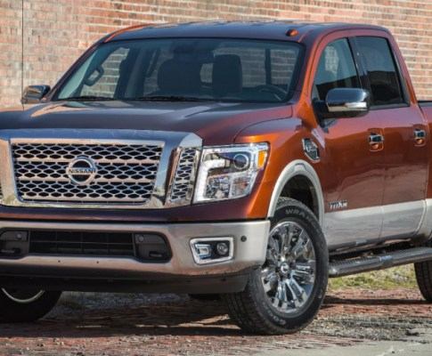 2017 Nissan Titan: A New Version of the Truck You Trust