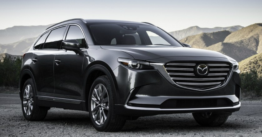 2017 Mazda CX-9: Looks and Fun for You