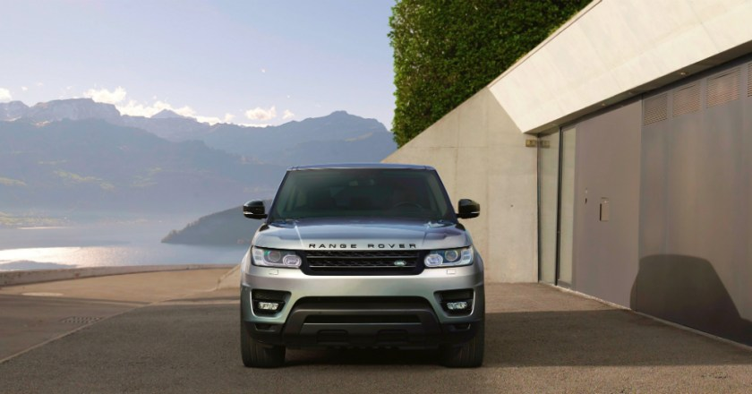 2017 Land Rover Range Rover Sport: Off Road Luxury Fit for Royalty