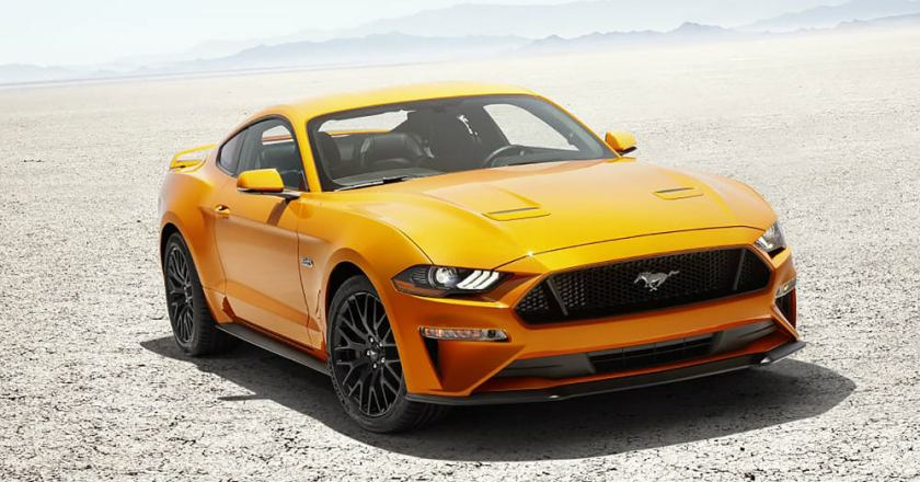 2018 Ford Mustang: Truly Fun to Drive