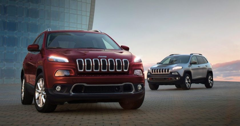 Five Interesting Jeep Concepts