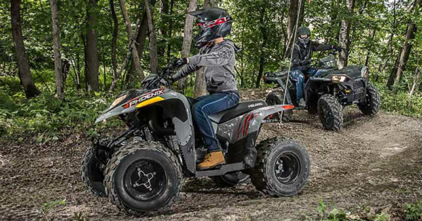 Get Your Kids Started with the Polaris Phoenix 200