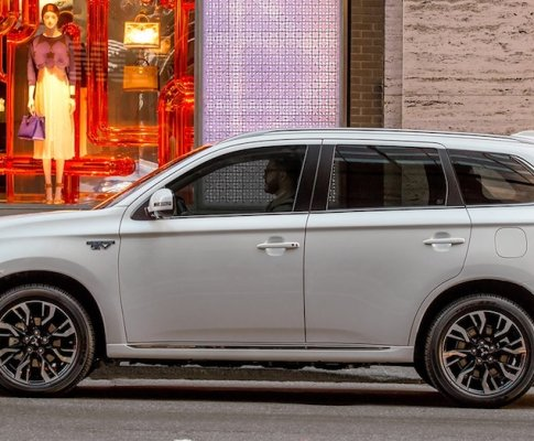 Plugging In Your Mitsubishi Outlander SUV