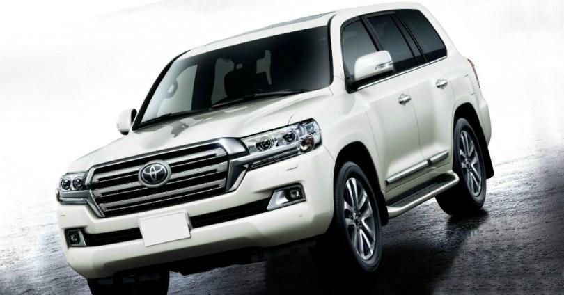Let the Toyota Land Cruiser Take You Away