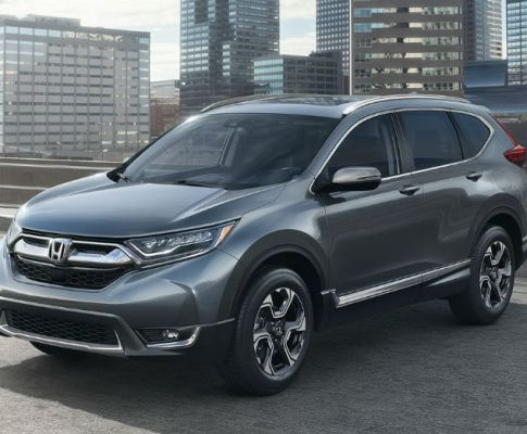2019 Honda CR-V: A Bit of Everything in One Package